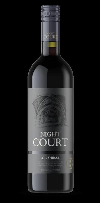 2019 Night Court Shiraz